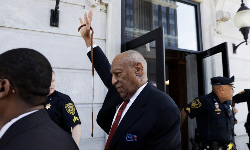 Bill Cosby pide reducción de sentencia