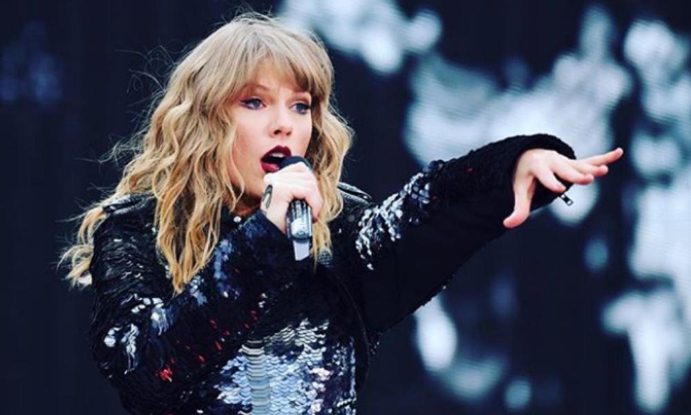 Taylor Swift habló de política