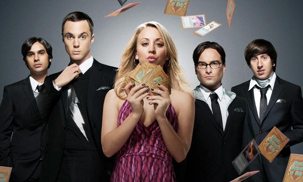 'The Big Bang Theory' tienen los mejores sueldos