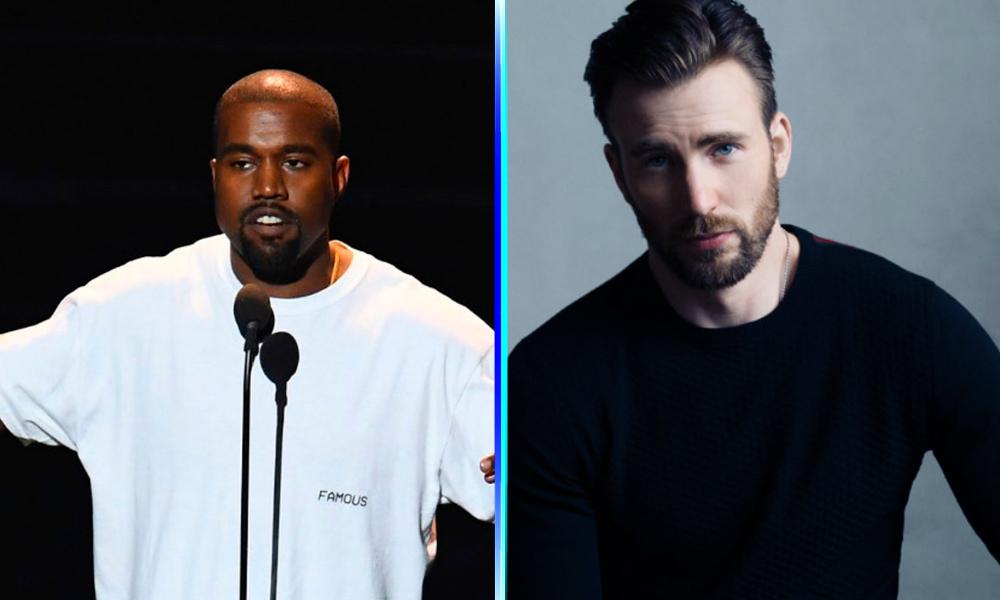 Chris Evans vs Kanye West