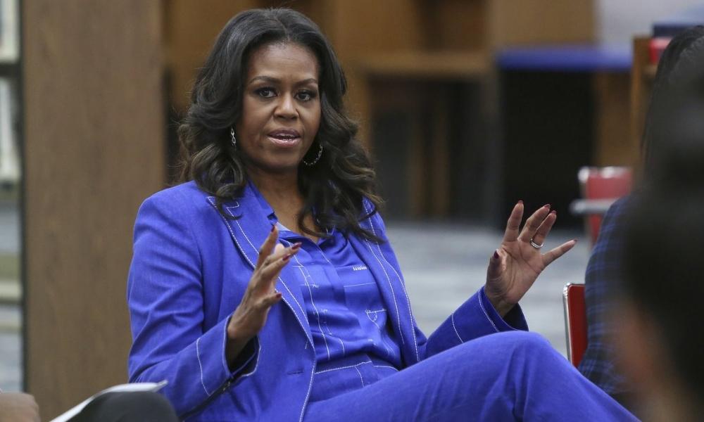 'Becoming' el nuevo libro de Michelle Obama