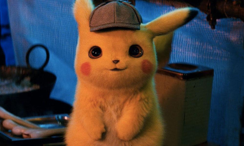 primer trailer de 'Detective Pikachu'