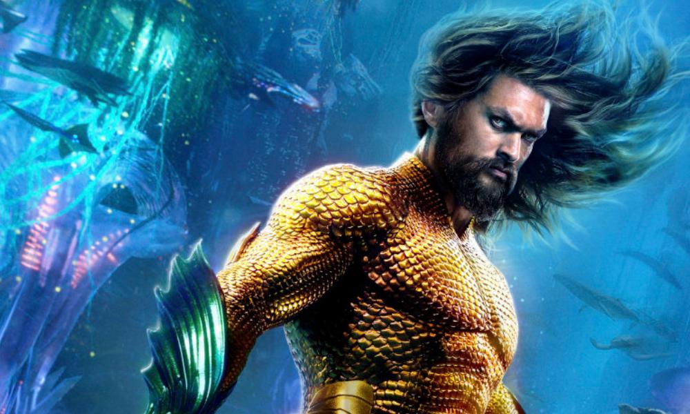 pósters de 'Aquaman'