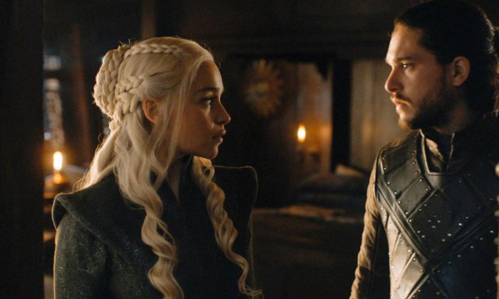 foto de la última temporada de 'Game of Thrones'