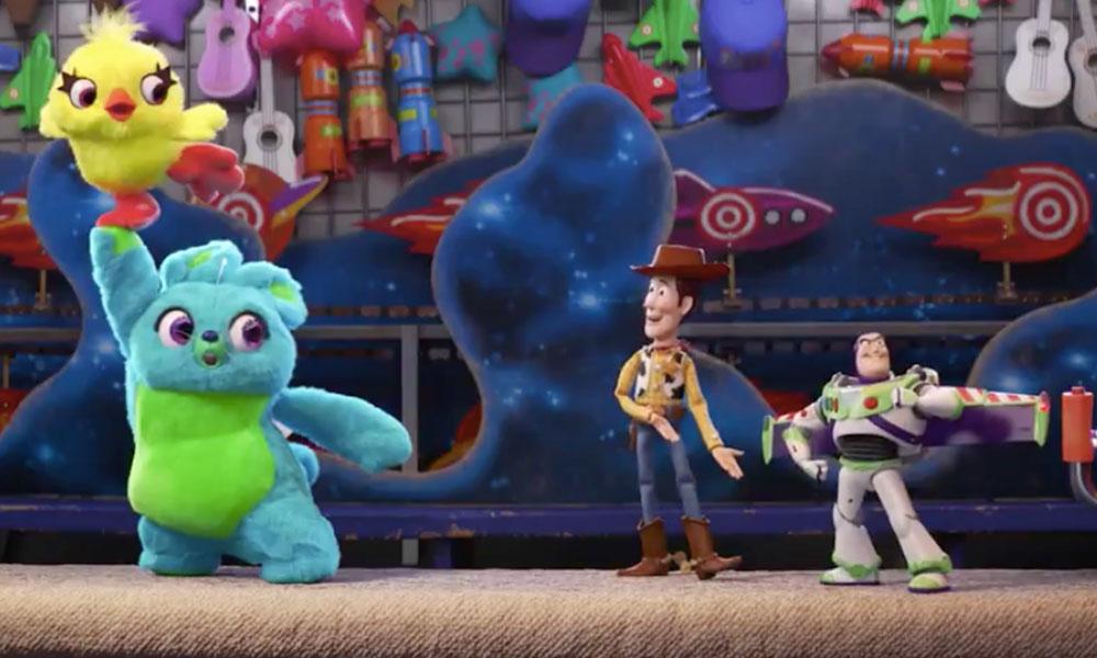8c9baf9d9029a El segundo teaser trailer de  Toy Story 4  presenta más personajes