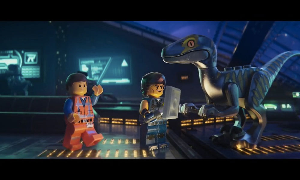 trailer de 'The Lego Movie 2'