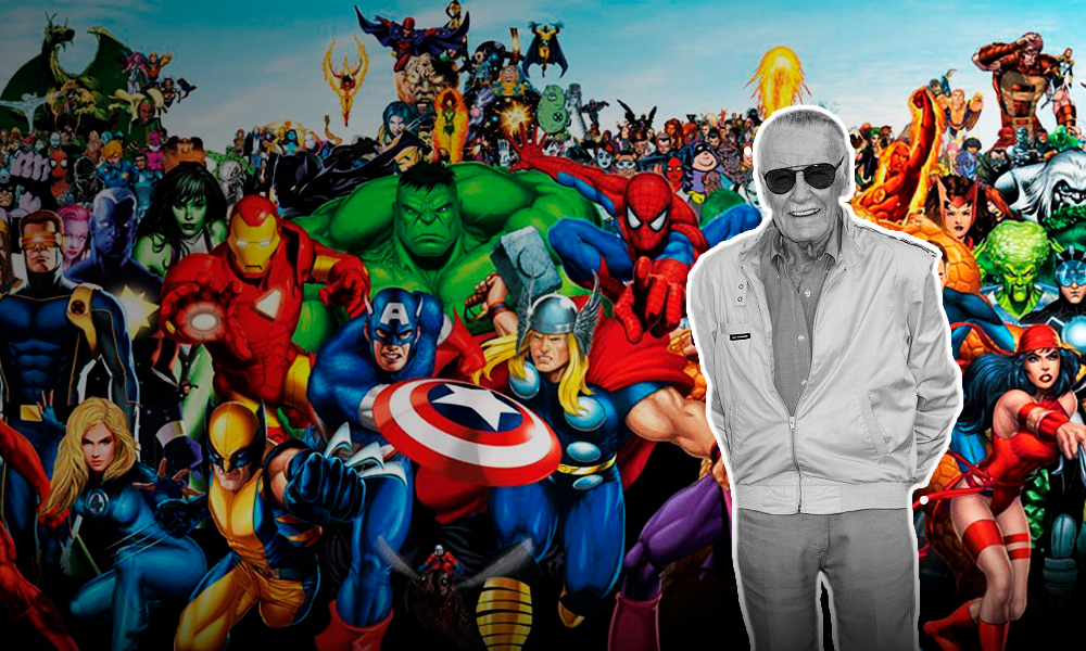 Lo que nos enseñó Stan Lee