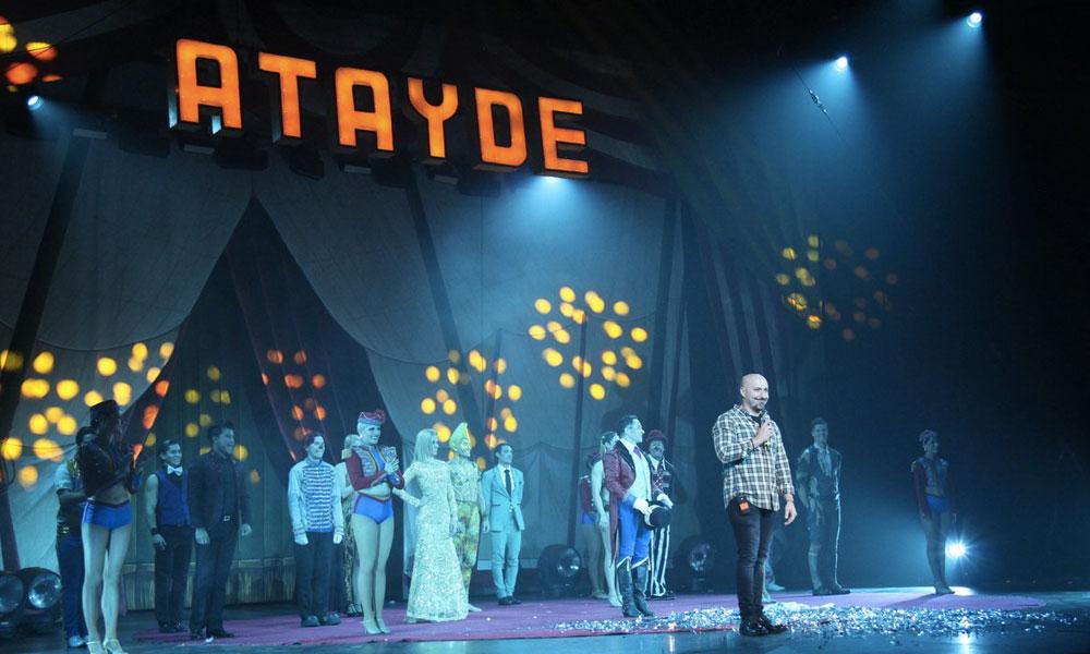 'Galas de Invierno' del Circo Atayde Hermanos