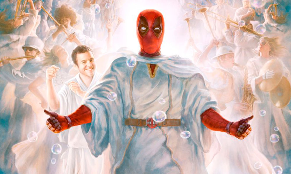Nuevo poster de 'Once Upon a Deadpool'
