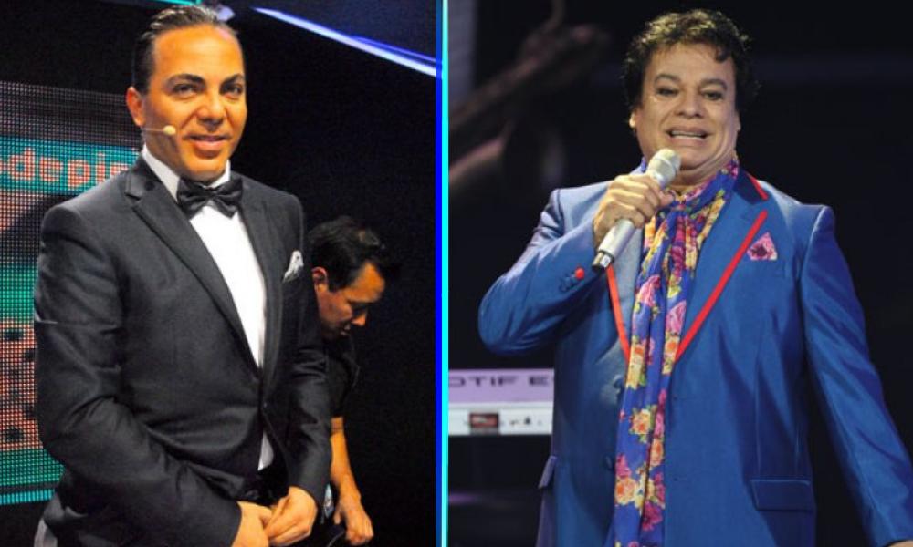 Cristian Castro hará una gira con Juan Gabriel