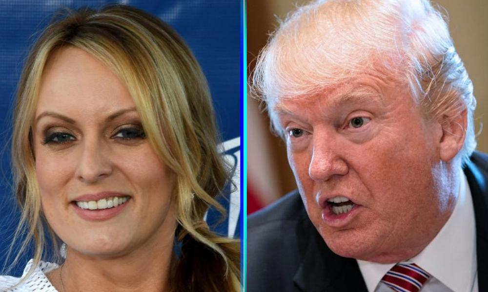 Stormy Daniels tendrá que pagar a Donald Trump