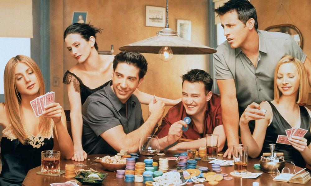 'Friends' saldrá del catálogo de Netflix