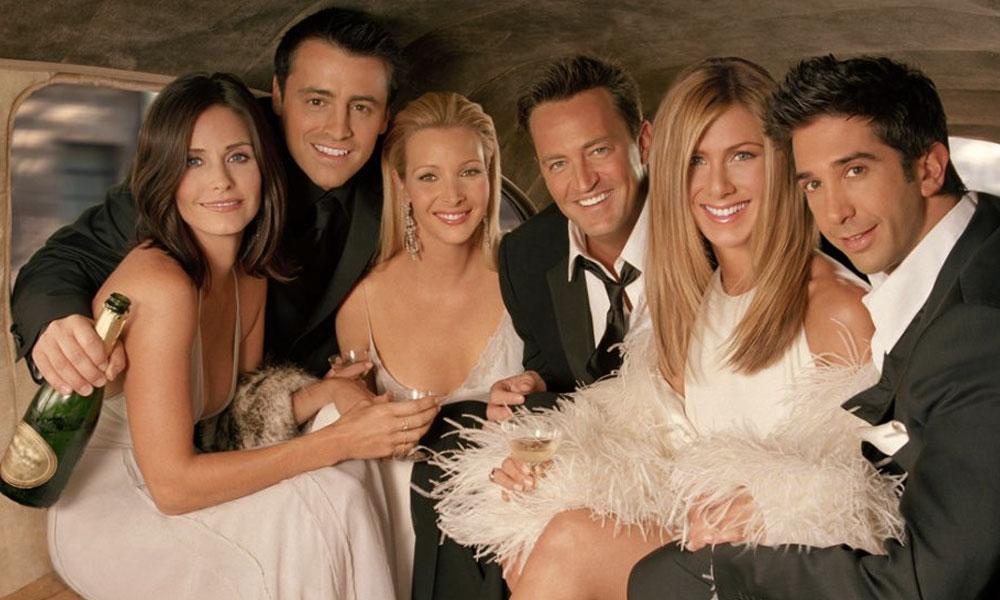 'Friends' se quedará un año más