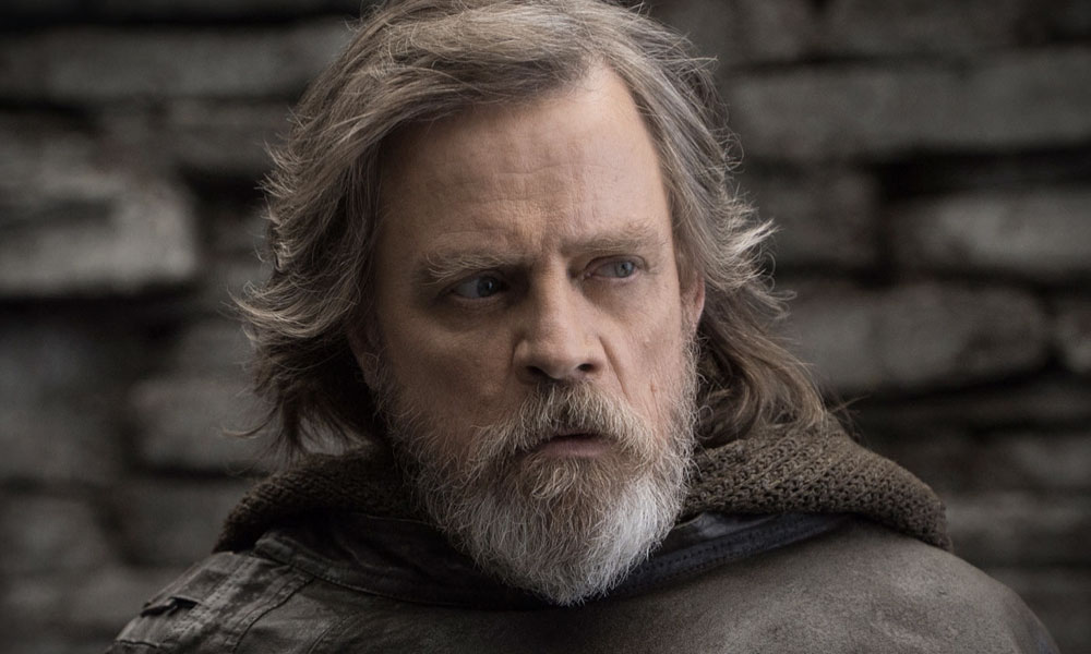 Mark Hamill comparó a 'Darth Vader'