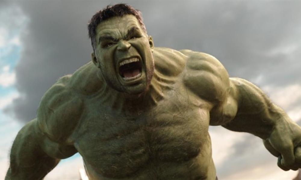 Thanos logró vencer a Hulk