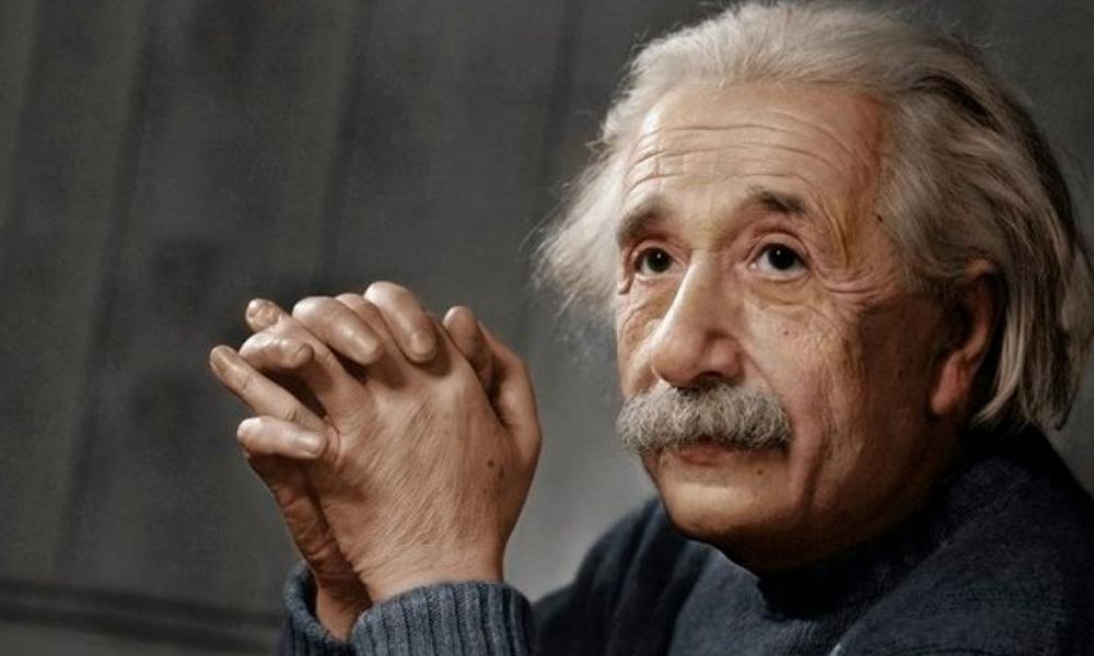 Venden carta de Einstein