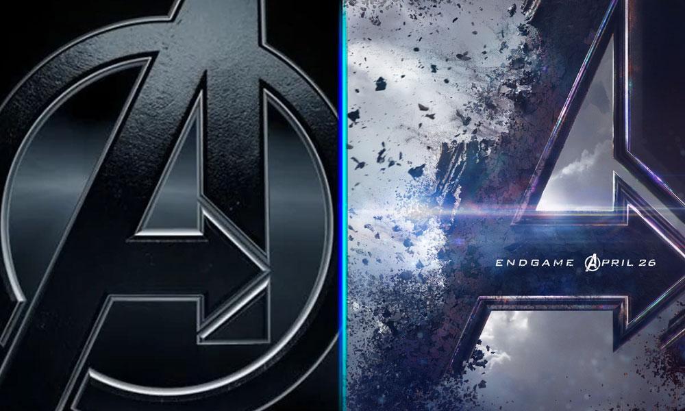#10YearsChallenge de los 'Avengers'