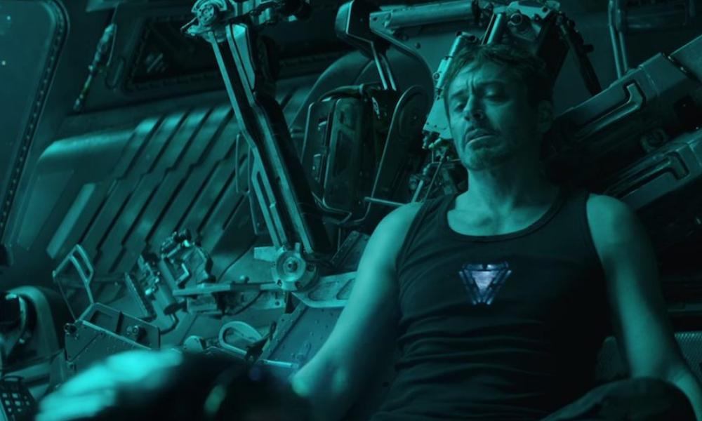 Avances de 'Avengers: Endgame'