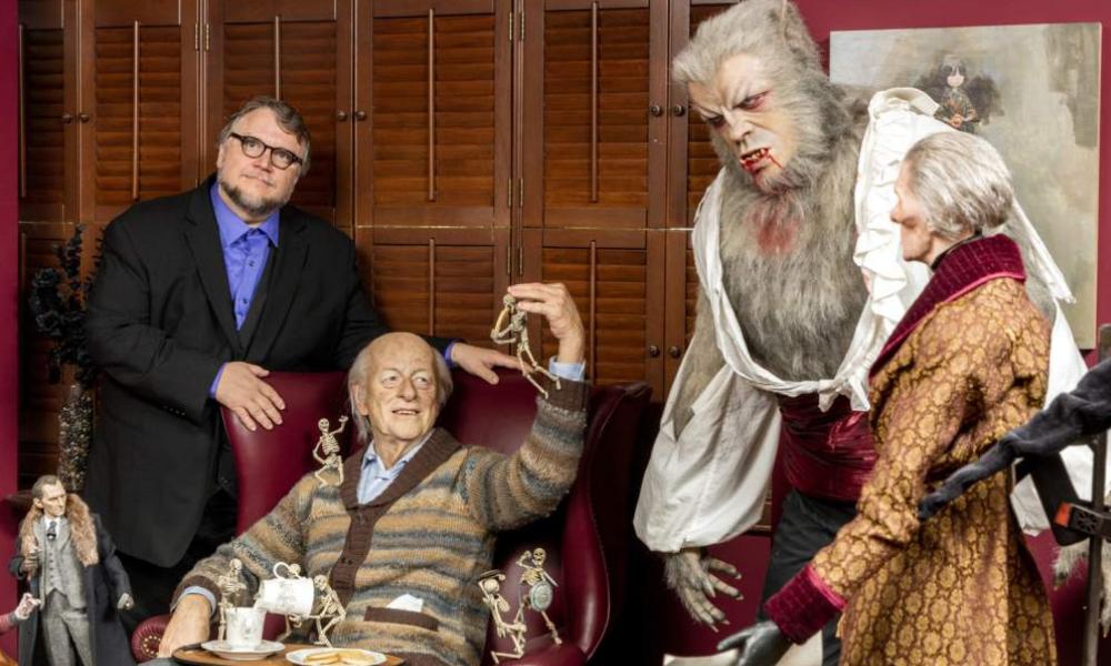 'La Casa con Monstruos' de Guillermo del Toro