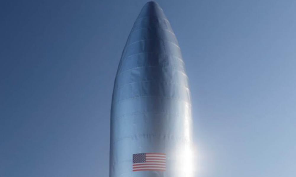 Space X presentó 'Starship'