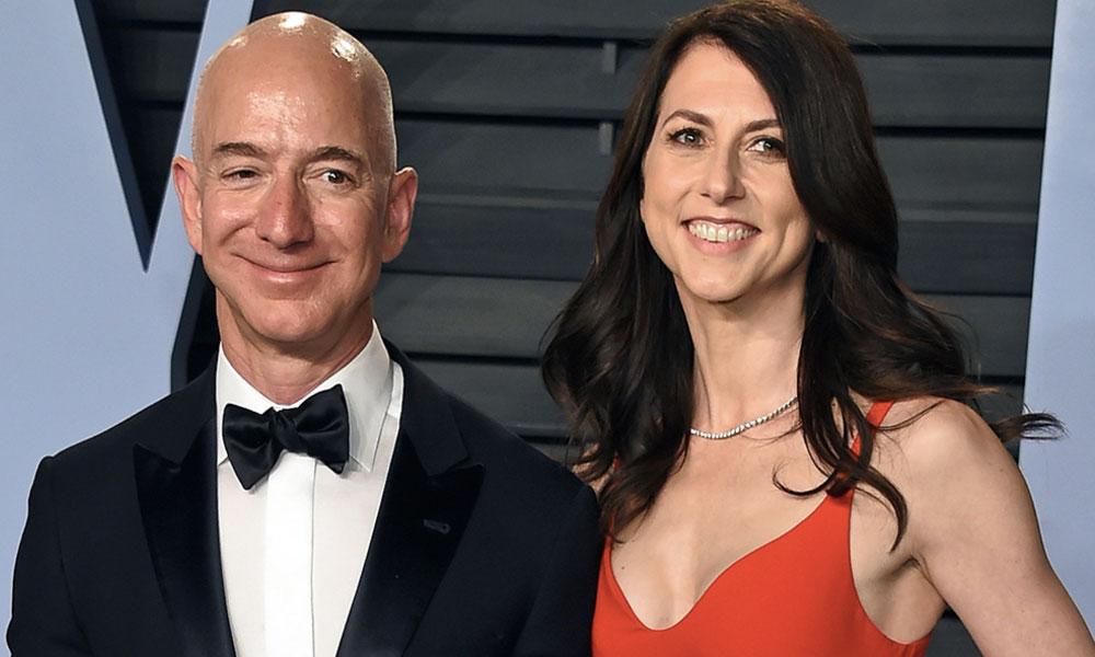 Jeff Bezos se divorcia