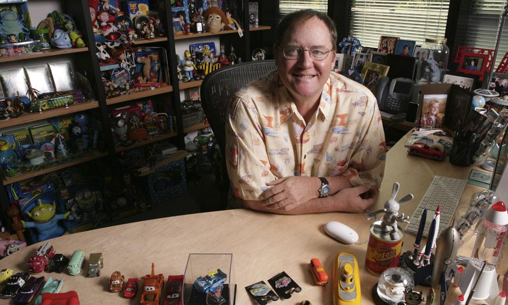 John Lasseter regresa a la animación