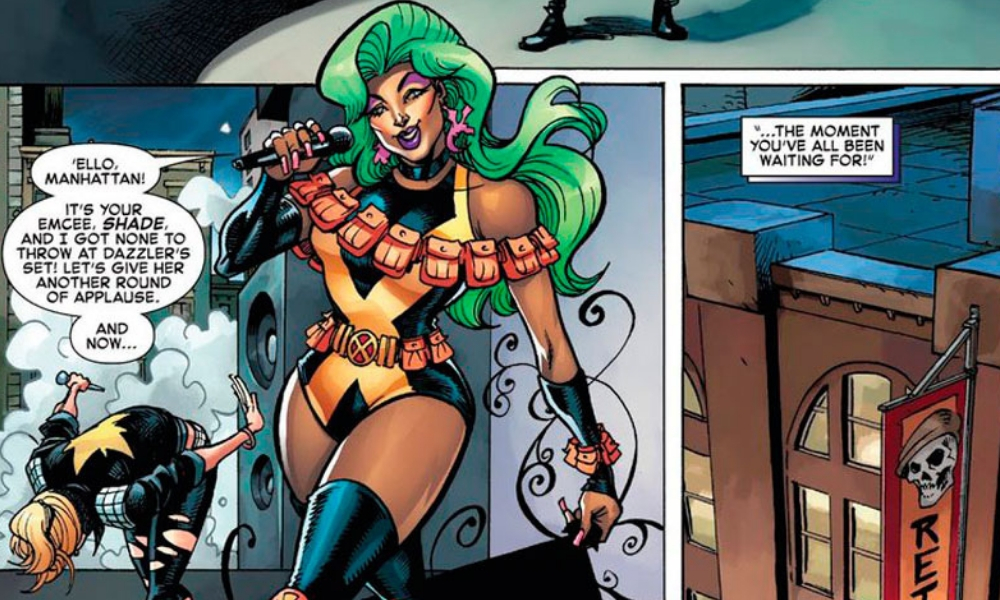 Marvel creó la primer superheroína drag queen
