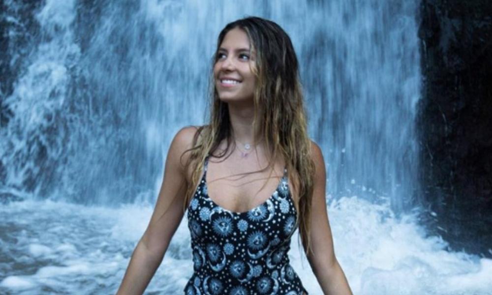 Novia de 'Chicharito' posó al natural