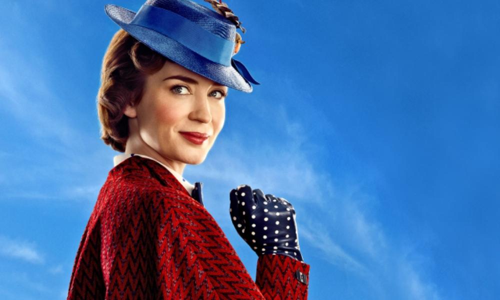 c3a86136c Mira el detrás de cámara de 'Mary Poppins Returns'!