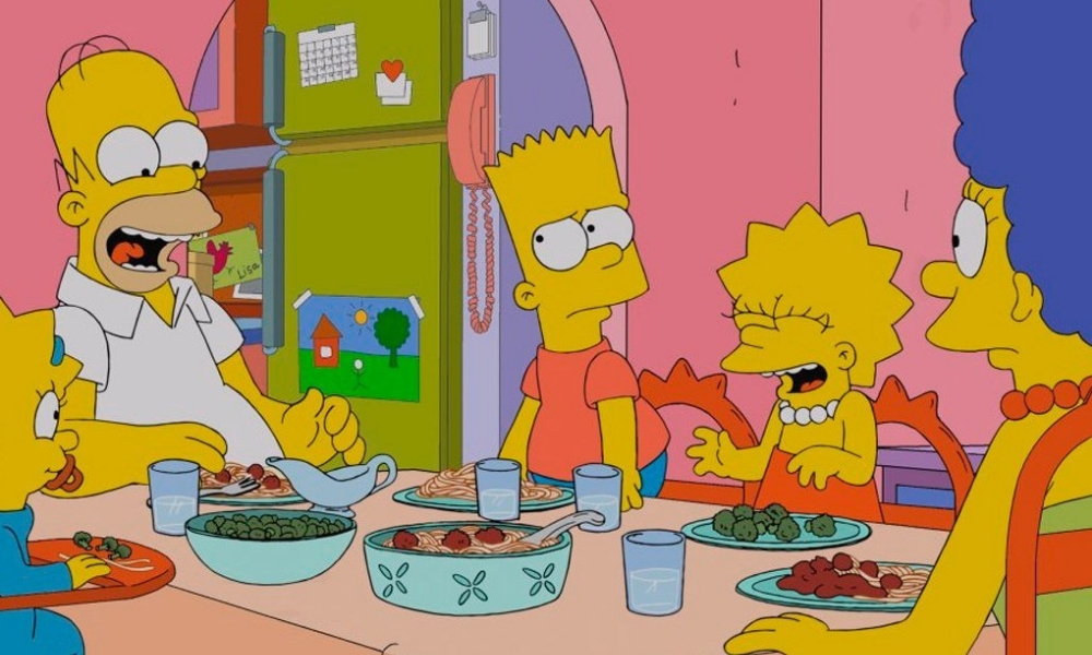renuevan dos temporadas de 'The Simpsons'