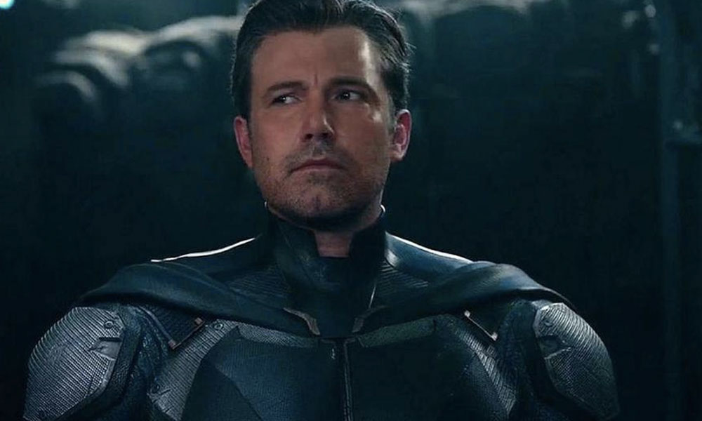 Ben Affleck ya no será 'Batman'