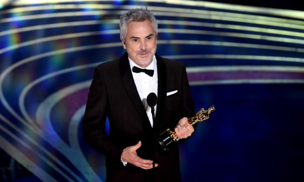 discurso de Alfonso Cuarón