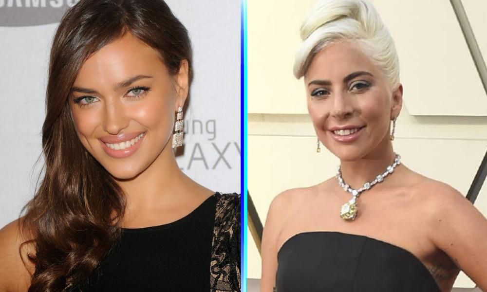 Irina Shayk dejó de seguir a Lady Gaga
