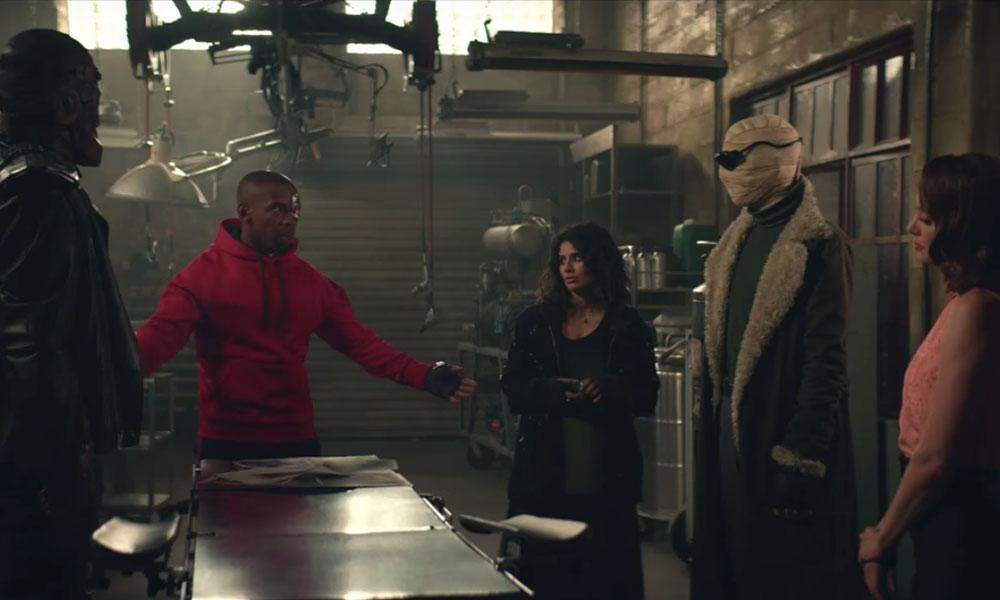 'Doom Patrol' lanzó nuevo trailer