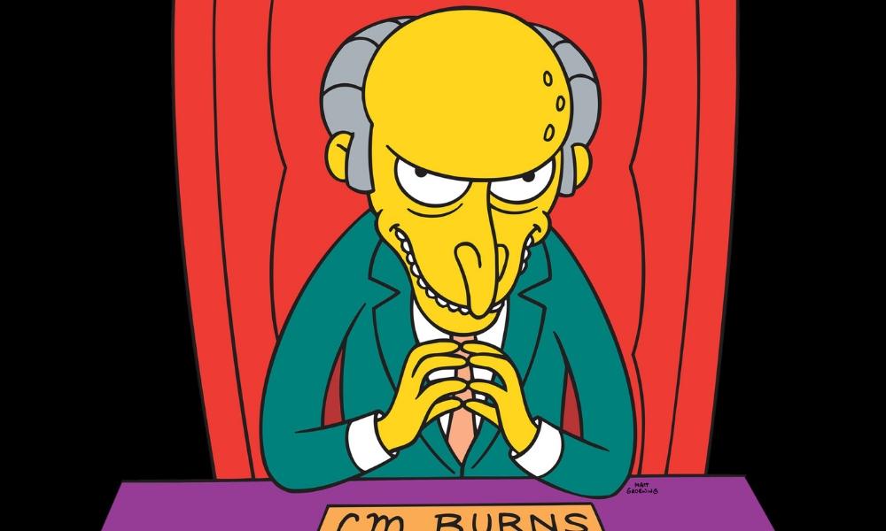 Funko Pop de 'The Simpsons'