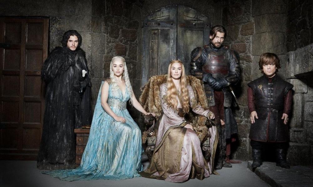 Galletas de 'Game of Thrones'