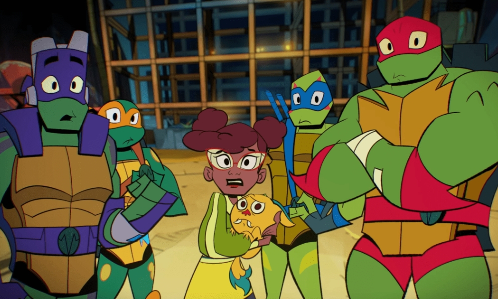 Las tortugas ninja llegarán a Netflix
