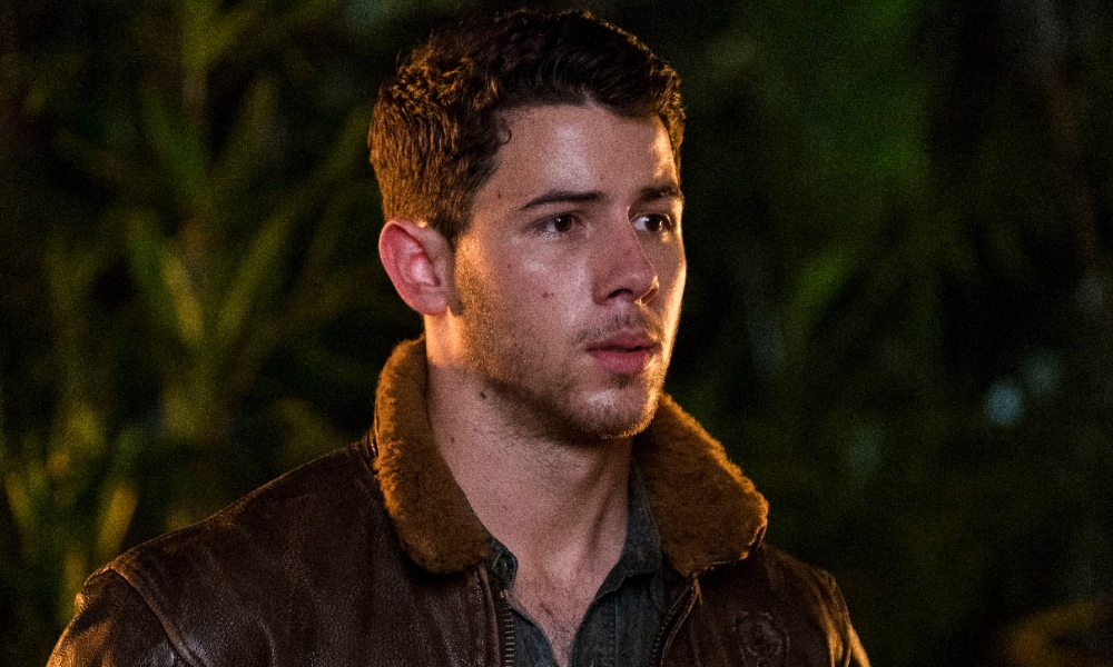 Nick Jonas regresará en la secuela de 'Jumanji'