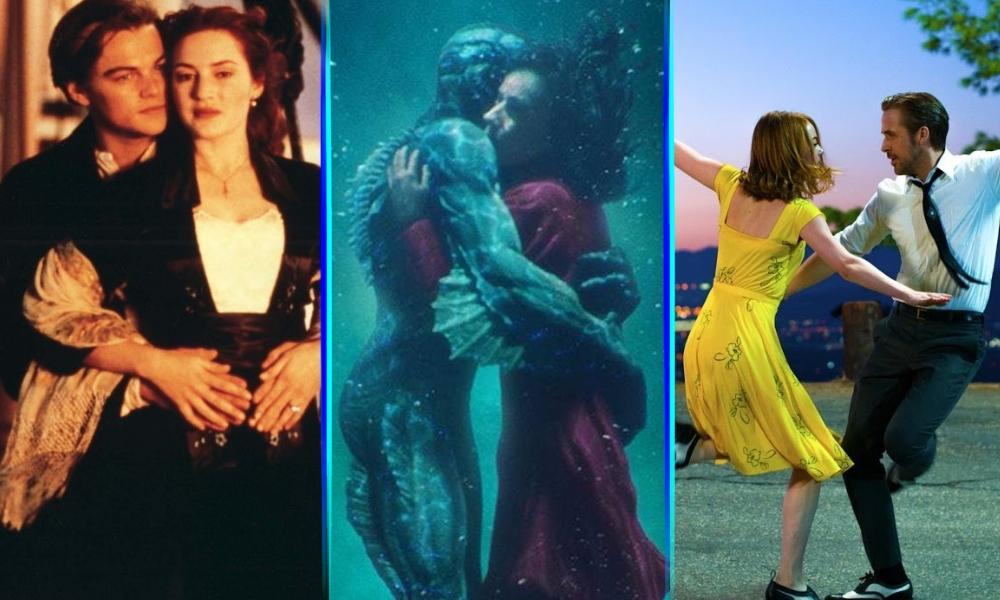 Películas con más nominaciones al Oscar