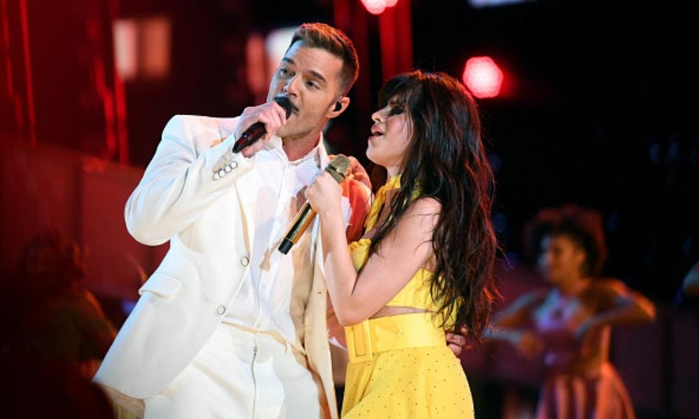 Ricky Martin y su nuevo look
