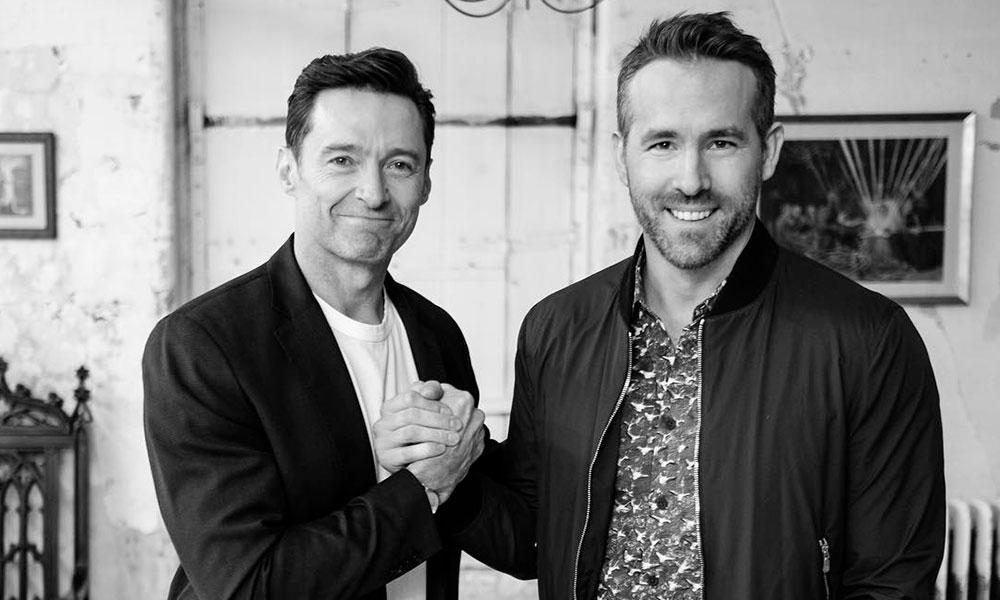Comerciales de Hugh Jackman y Ryan Reynolds