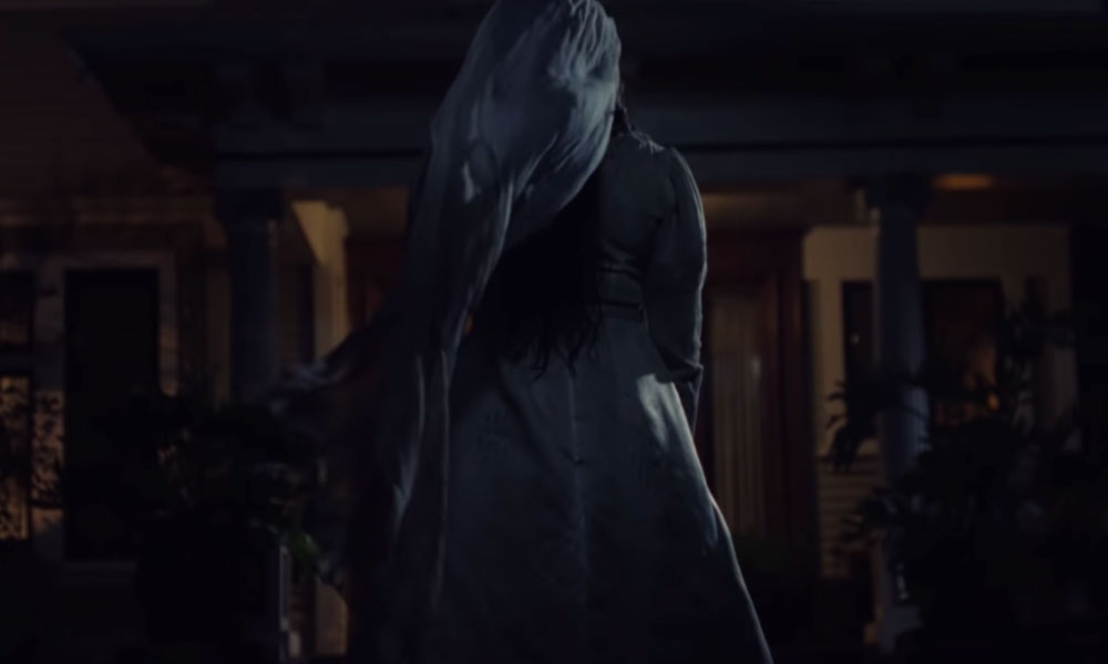 trailer final de 'The Curse of La Llorona'