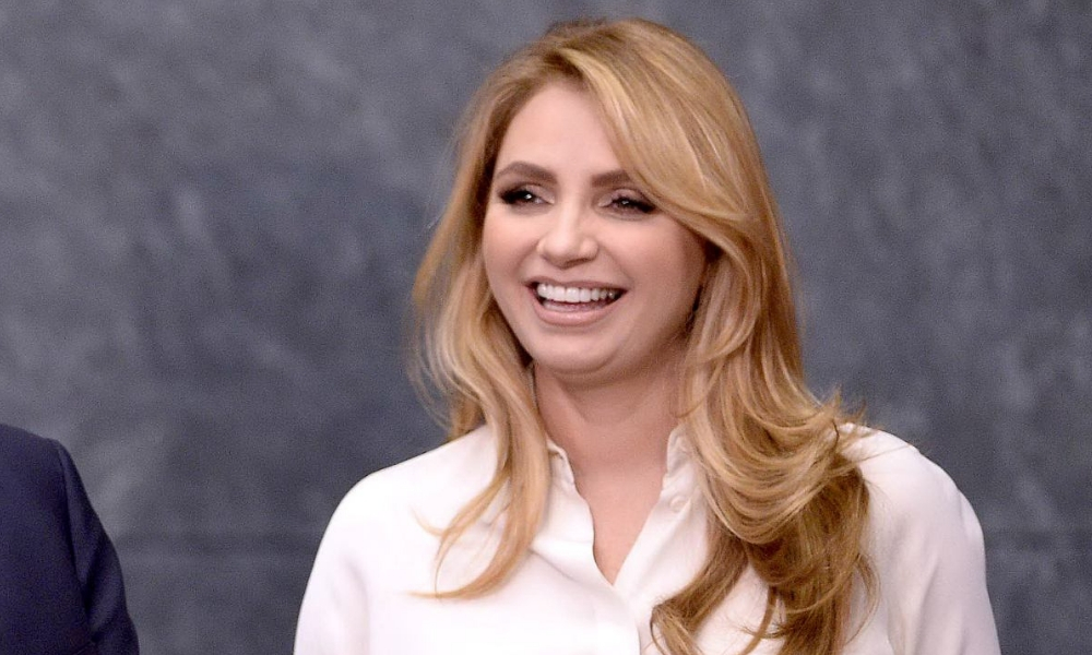 Angelica Rivera confirmó que regresará a las telenovelas