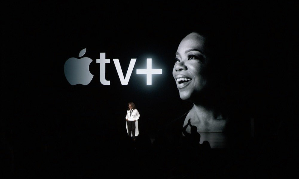 nuevo servicio de streaming de Apple, programas de Apple TV Plus, Apple Event 2019