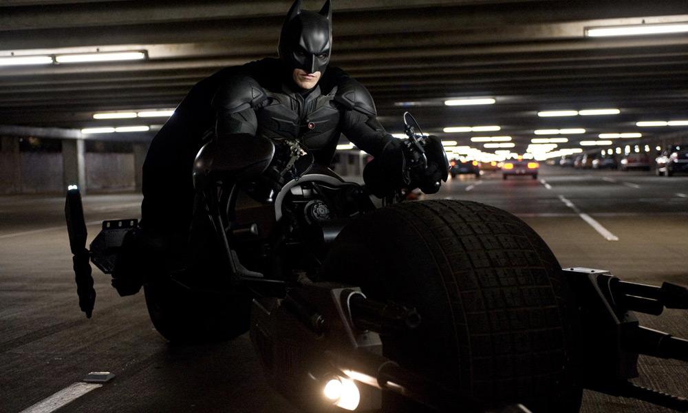 trilogía de 'Batman' de Christopher Nolan