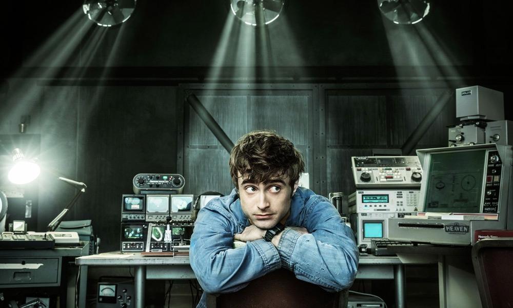 Daniel Radcliffe en 'Miracle Workers'