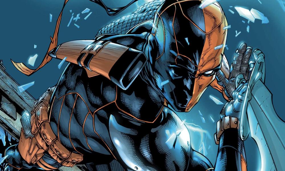 'Deathstroke' en la segunda temporada de 'Titans'