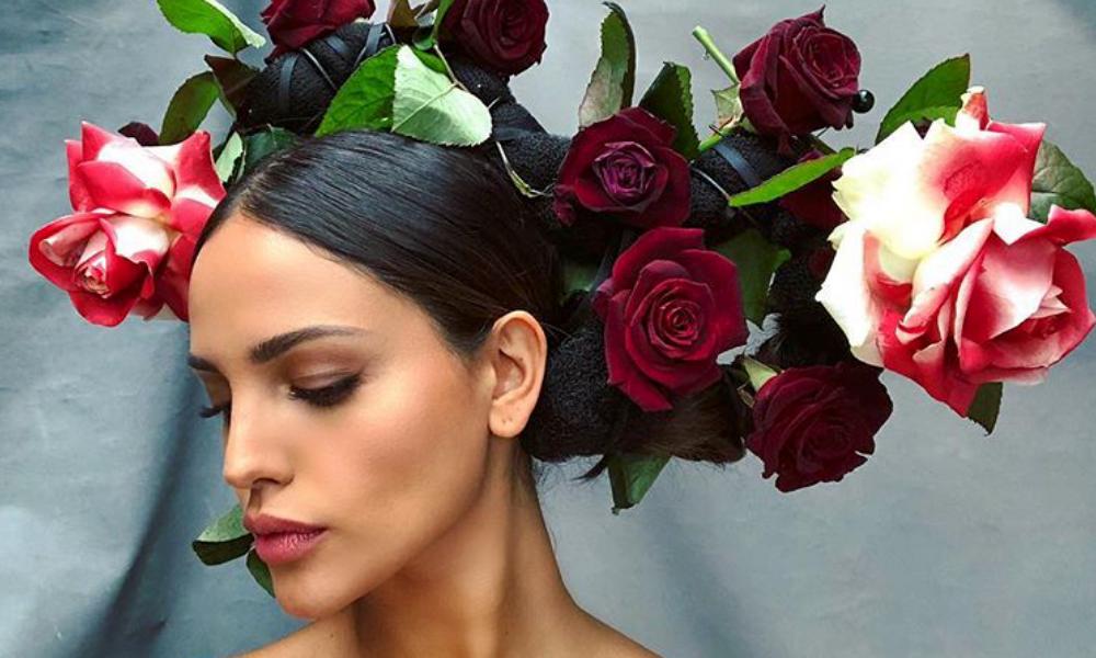 Eiza Gonzalez posó en Vogue