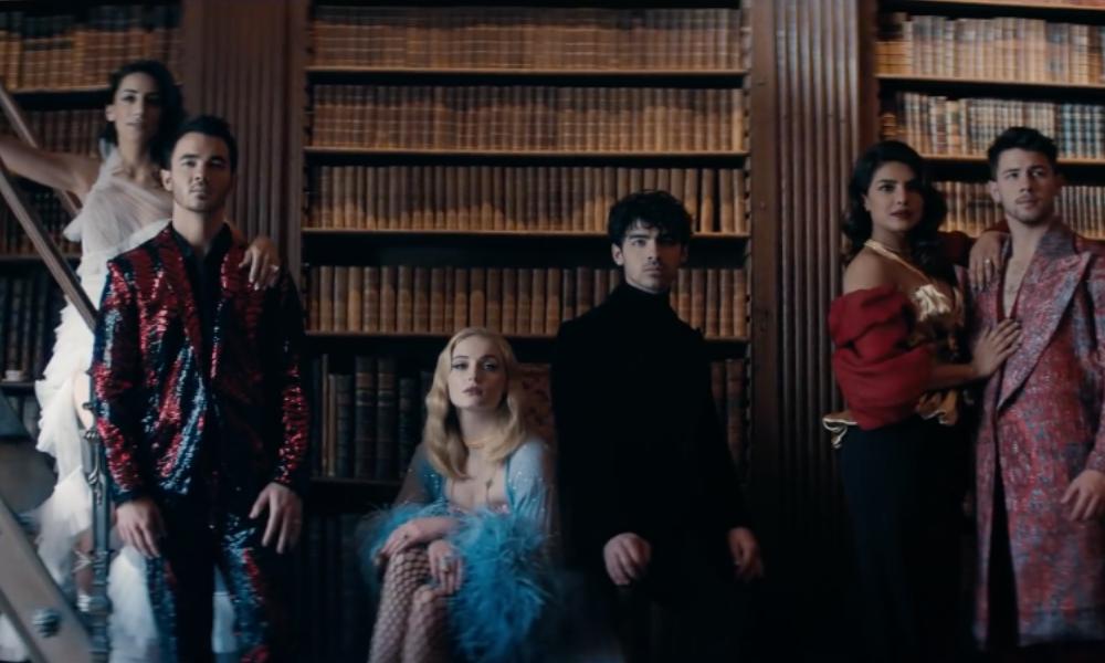 'Jonas Brothers' lanzaron 'Sucker'
