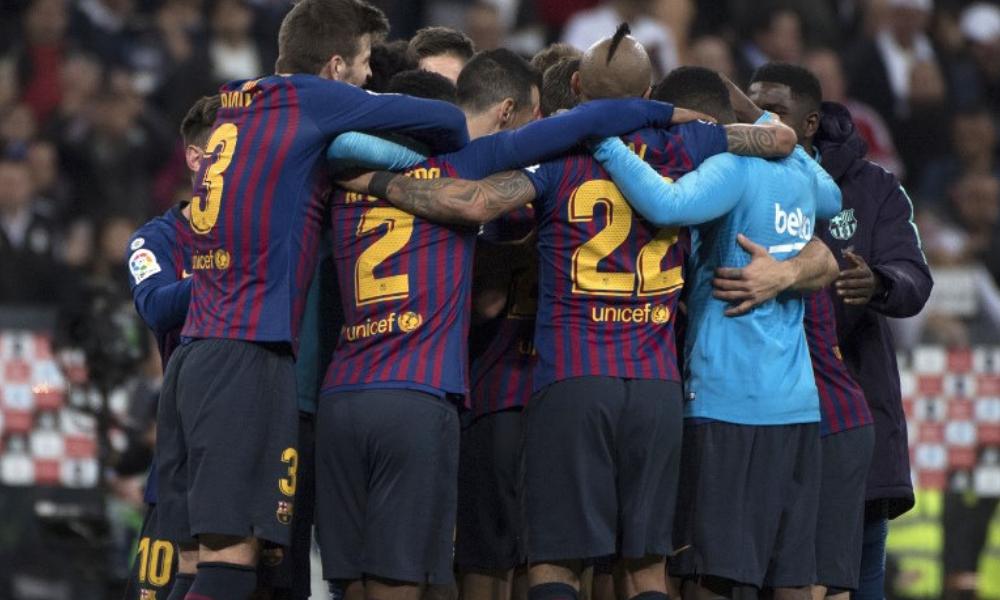 Barcelona venció al Real Madrid